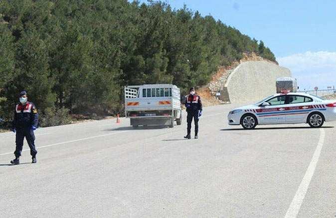 Karaman'da flaş karar: 5 gün boyunca sokağa çıkma yasağı uygulanacak