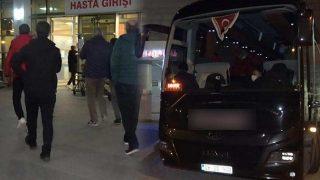 Karantinada olması gereken kişiler otobüse bindi! Tüm yolcular karantinaya alındı