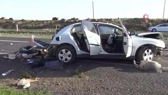 Terhisini alan asker trafik kazasında hayatını kaybetti