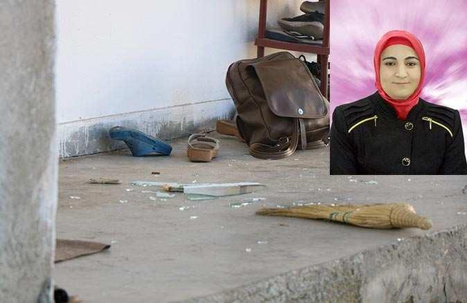 34 yaşındaki İkram Kaplan eşi Zafer Kaplan tarafından katledildi