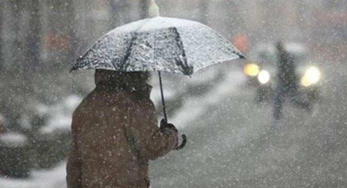 Meteoroloji'den o iller için yağmur, kar ve çığ uyarısı!