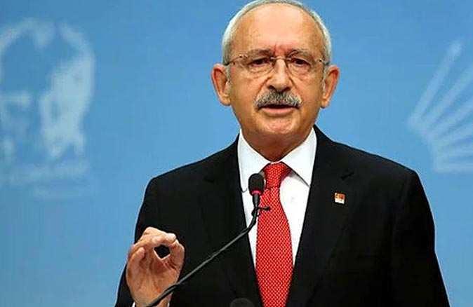 Kılıçdaroğlu grup toplantısında konuştu: 'Bir telefonu çiftçiye çok görüyorsun'