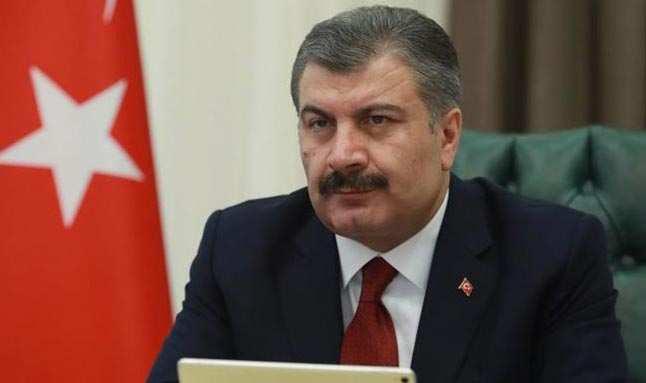 Sağlık Bakanı Koca, bir haftada vaka sayısı azalan illeri açıkladı