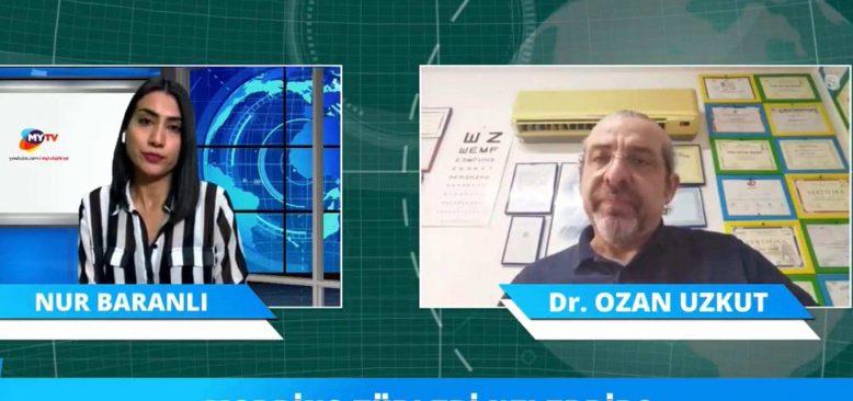 Bizden Duy 9 Şubat 2021 - Konuğumuz Dr. Ozan UZKUT ile