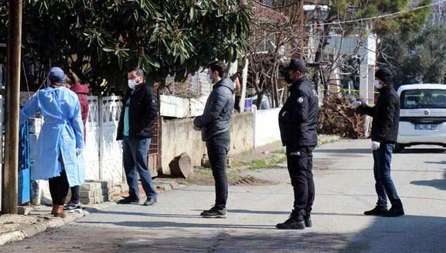 44 yerleşim birimi karantina altına alındı