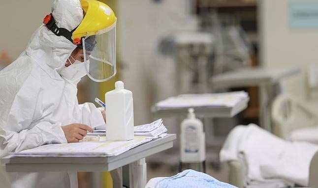 16 Şubat Salı Türkiye'nin Koronavirüs Tablosu