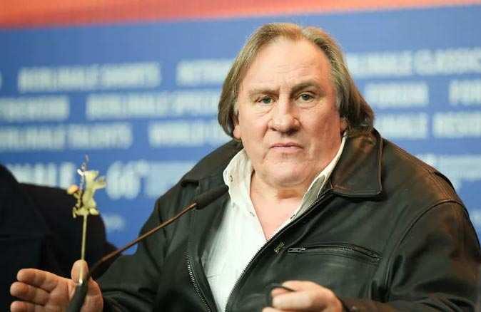 Ünlü aktör Depardieu tecavüz suçlamasını reddetti