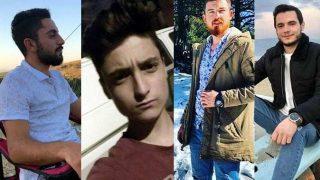Tarla yolunda ölü bulunan 4 gençle ilgili sır perdesi aralandı