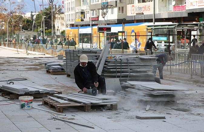Antalyalıların gün saydığı proje tamamlanıyor