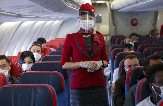 Maske takmayı reddeden yolculara ceza yağacak
