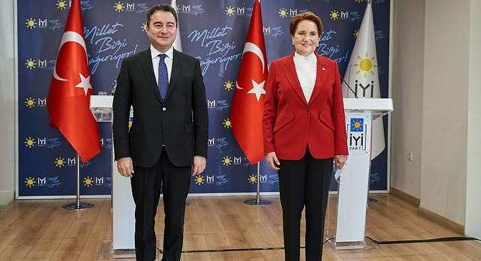 Meral Akşener ve Ali Babacan'dan yeni anayasa açıklaması