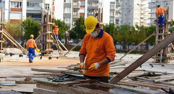 Muratpaşa'nın kreş inşaatı tüm hızıyla devam ediyor