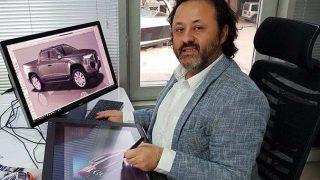Amarok'un tasarımcısı Sedat Öztürk ASSİM'de