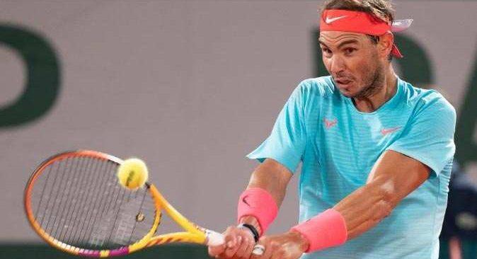 İspanyol tenisçi Rafael Nadal turnuvaya set vermeden devam ediyor
