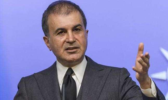 AK Parti Sözcüsü Çelik: CHP'yi kınıyoruz