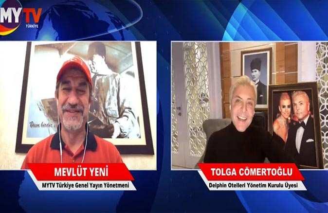Turizmci Tolga Cömertoğlu canlı yayında açıkladı: 2022 senesine rezervasyon geliyor