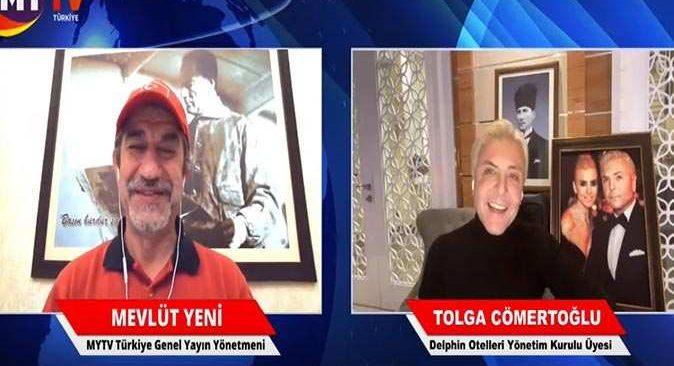 Antalya ve Antalyaspor sevdalısı, turizmci Tolga Cömertoğlu ilk kez MY TV Türkiye'de açıkladı! Pazartesi Antalya'da ne olacak?
