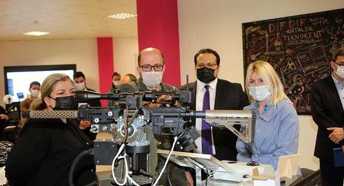 Prof. Dr. Özlenen Özkan: Antalya için adeta bir silikon vadisi