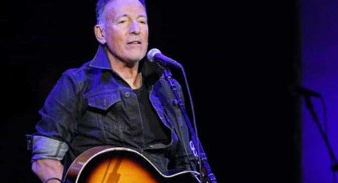 Bruce Springsteen gözaltına alındı