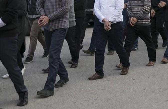 SON DAKİKA! İçişleri Bakanlığı duyurdu: 718 şahıs gözaltında