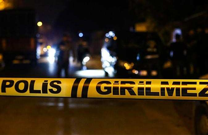 Antalya'da ani ölüm!