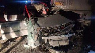 Şirnak'ta feci kaza! 1 polisimiz hayatını kaybetti