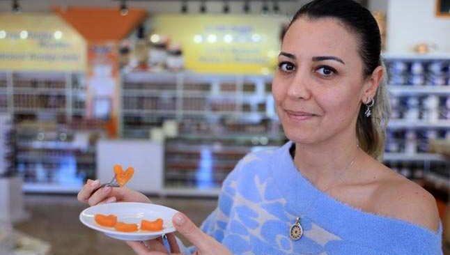 Antalya'da 14 Şubat Sevgililer Günü'ne özel proje