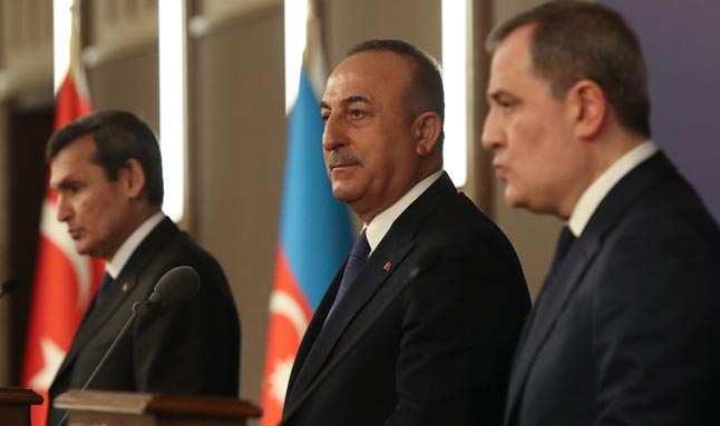 Türkiye-Azerbaycan-Türkmenistan Üçlü Dışişleri Bakanları 5. Toplantısı sona erdi