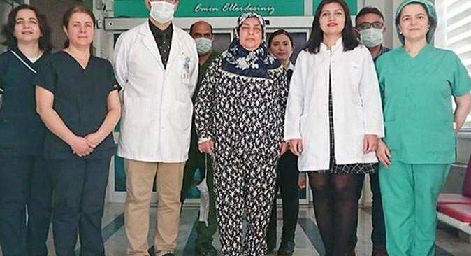 Şiddetli karın ağrısıyla gittiği hastanede dünya tıp literatürüne girdi