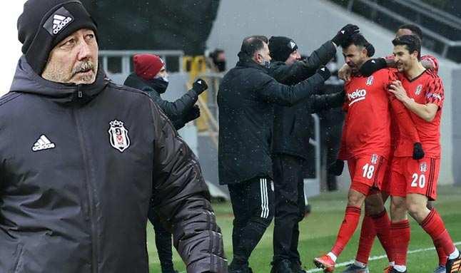 Sergen Yalçın: Çok zorlu bir sezon oynanıyor Türkiye'de
