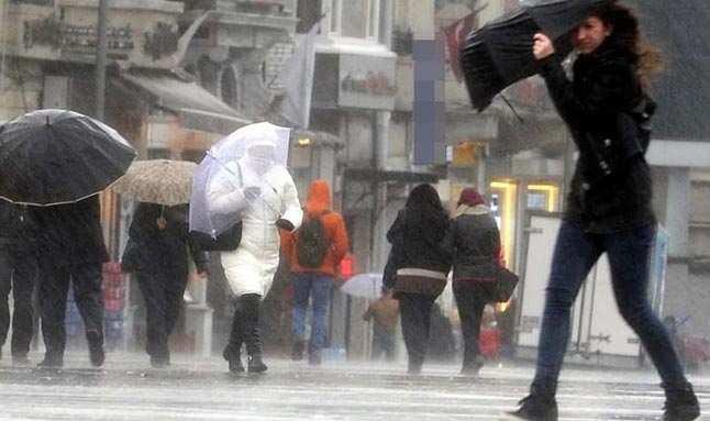 Meteoroloji uyarmıştı! Tüm Türkiye donacak...