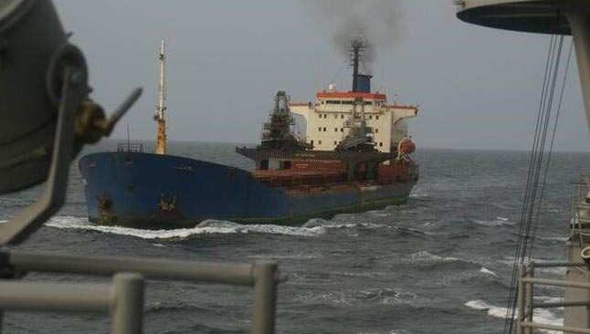 SON DAKİKA! Korsanlar tarafından kaçırılan 15 Türk denizci kurtarıldı
