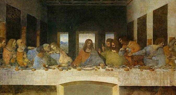 'Son Akşam Yemeği' tablosunun hikayesi nedir?