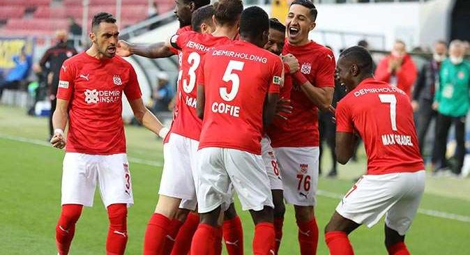 Sivasspor'un 5 haftanın sonunda yüzü güldü