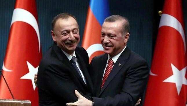 Azerbaycan'dan Cumhurbaşkanı Erdoğan'a teşekkür videosu
