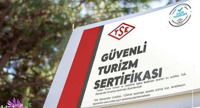 İstanbul'da yüzlerce işletmeye güvenli turizm sertifikası
