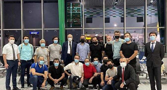 Bakan Mevlüt Çavuşoğlu açıkladı! 15 denizci Türkiye'ye dönüyor