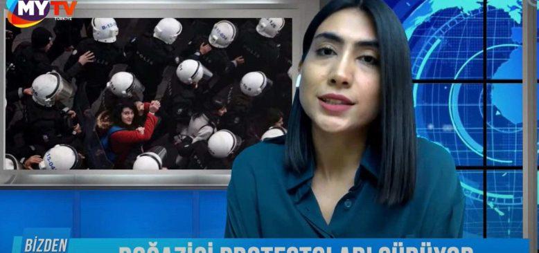 Bizden Duy 3 Şubat 2021 Türkiye Gündemi - Boğaziçi protestoları sürüyor
