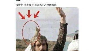 Tarihin ilk baz istasyonu: Osmanlıcell! Sosyal medyada en çok paylaşılan komik tweetler