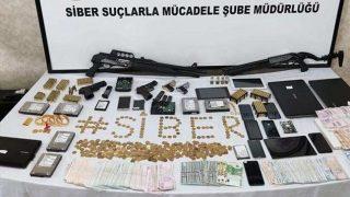 Yasadışı bahis operasyonunda 16 tutuklama