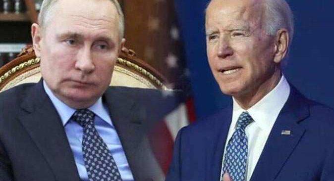 Beyaz Saray'dan Putin'e jet cevap: Biden pişman değil