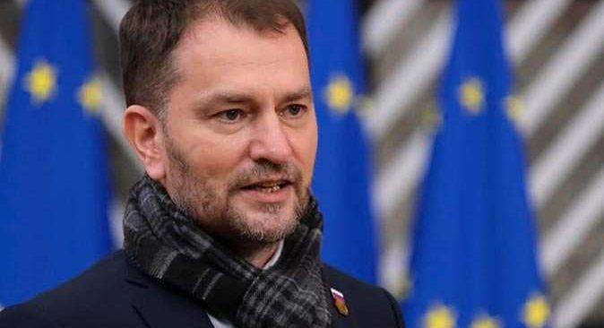 Slovakya Başbakanı Igor Matoviç görevinden istifa etti