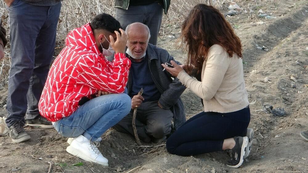 Kaybolan yaşlı adamın cesedi bulundu