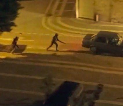Mahalleliye dehşeti yaşatmışlardı... İkinci kez gözaltına alınıp tutuklandılar