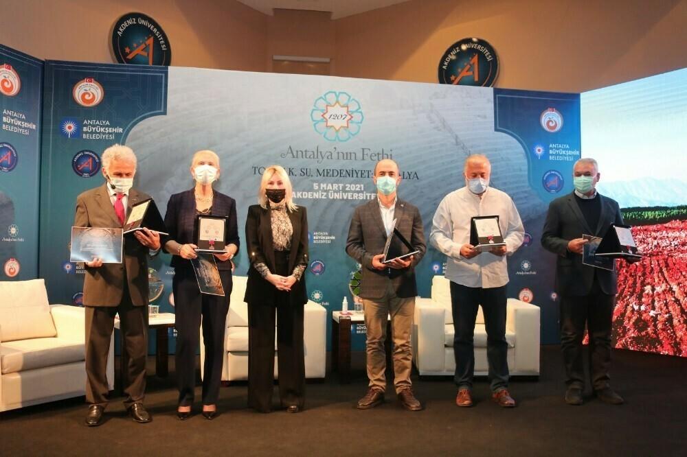 'Toprak, Su, Medeniyet: Antalya' Paneli