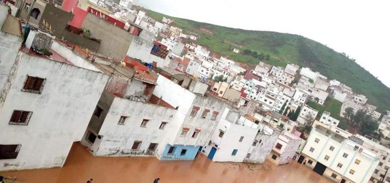 Sel felaketinde 275 evi su bastı
