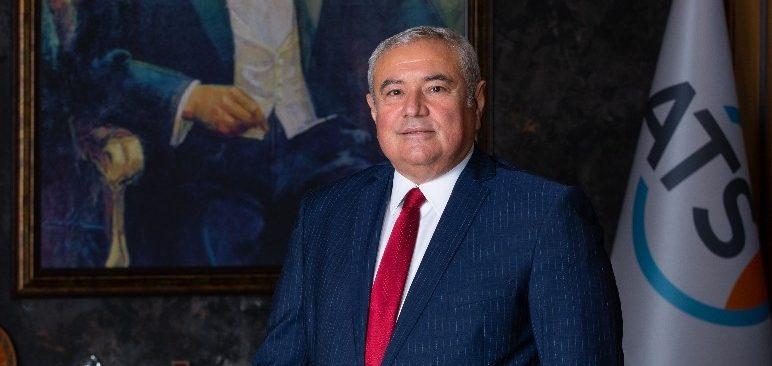 ATSO Başkanı Çetin'den 8 Mart mesajı