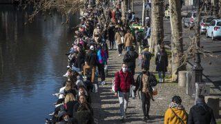 Fransa'da koronavirüs vaka sayısı 3 milyon 904 bin 233 oldu