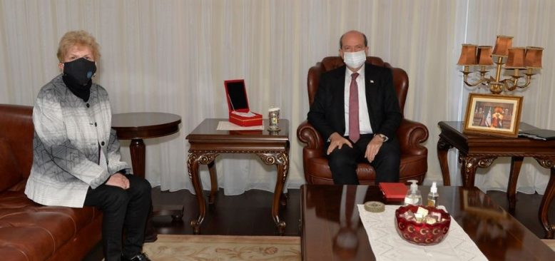 KKTC Cumhurbaşkanı Tatar net konuştu...
