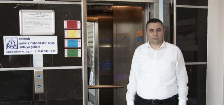 Prof. Dr. İbrahim Atmaca: Muratpaşa'da asansörlerin yüzde 97.72' si güvenilir